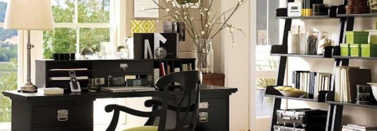 Как оборудовать рабочее место дома